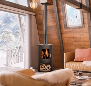 The New Nectre N65 Wood Stove